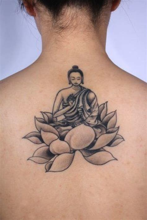 tribal lotus flower tattoos 155 lotus flower designs