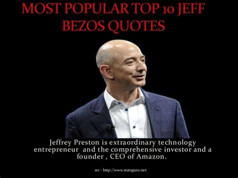 amazon quote top 10 jeff bezos quotes