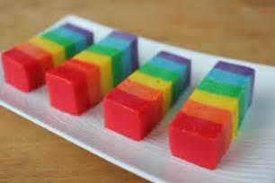 colorful foosites rainbow fudge recipe the hook
