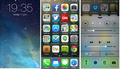 Hp Iphone Ios 7 ios 7 s 230 tter nye rekorder og k 248 rer p 229 de fleste ios enheder