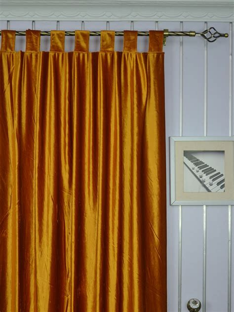ready made curtains 240cm drop hotham brown plain ready made eyelet blackout velvet