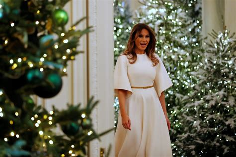 who pays for white house christmas photos white house decorated for see inside business insider