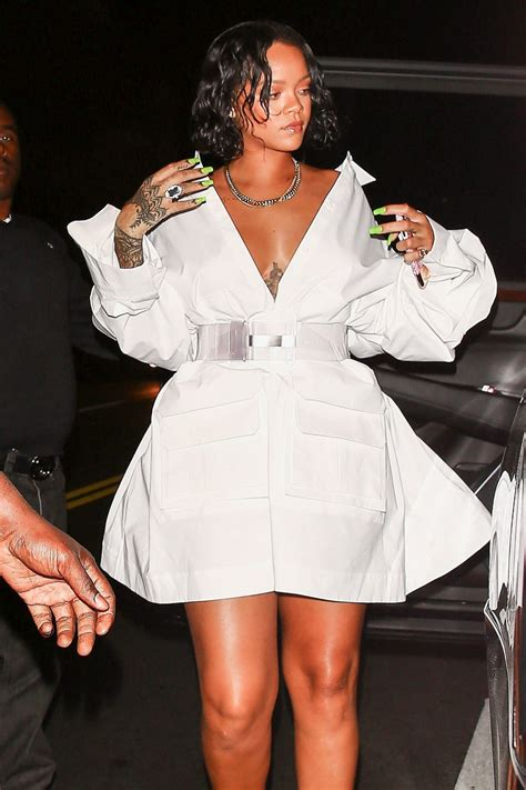 out of style 2017 rihanna night out fashion west hollywood 05 31 2017