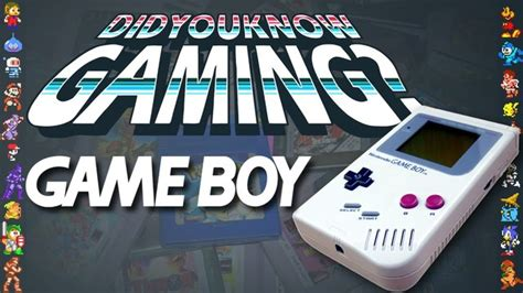 when did gameboy color come out quot did you gaming quot dives into the history of the