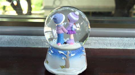Bola Snowball Musik Box snowball box