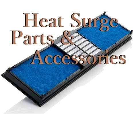 heat surge electric places and parts electric
