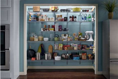 Wire Pantry Shelving by Elite Closets Wire Shelving