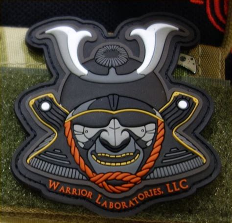 Molay Pvc Morale Patch Tacticool Civilian cool patch alert warrior laboratories samurai warrior tactical patch pvc morale patch