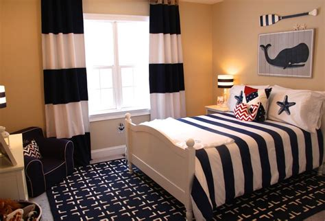 boys nautical bedroom gavin s nautical room navy rug navy and room