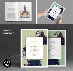 fashion brochure templates 40 beautiful indesign fashion brochure templates web