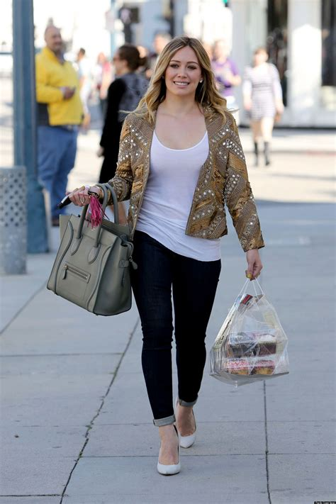 Hilary Duff Has Indeed Gained A Few The Website by Hilary Duff Weight Loss Singer Lost 30 Pounds Since