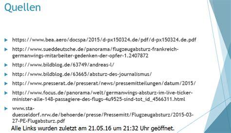 Blau Handyvertrag Kündigen Vorlage Quellenangaben In Powerpoint So Geht S Richtig Chip