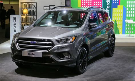 2018 ford kuga photos new cars review and photos