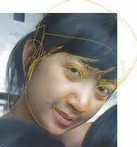 tutorial vektor wajah dengan coreldraw tutorial vektor wajah idesainesia