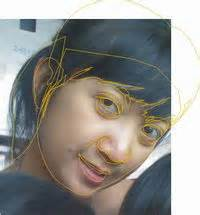 tutorial vektor rambut tutorial vektor wajah idesainesia