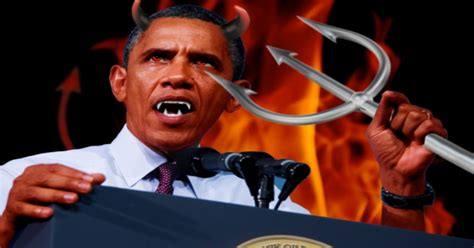 illuminati barack obama how did we not that obama is actually satan