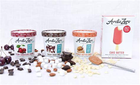 arctic  unveils  chunky lactose  ice cream