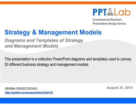 themes for presentation ppt corporate strategy and management models powerpoint
