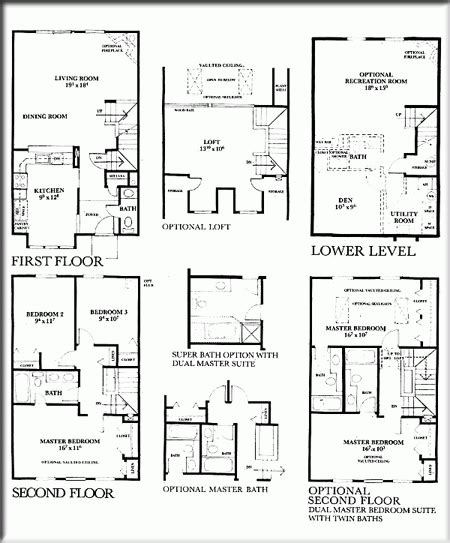 dominion homes floor plans dominion homes floor plans columbus ohio thefloors co