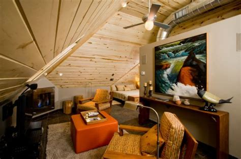 Attic Ceilings by Wooden Attic Ceilings Advantages And Design Ideas