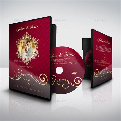 Wedding Cd Dvd Cover Free Psd Brochure Template Facebook Cover Free Psd Templates Dvd Label Template Psd