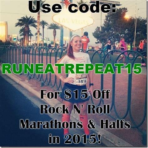 Promo Roll N Go half marathon and marathon discount coupon codes