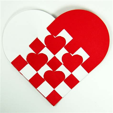 weaving paper hearts images femalecelebrity