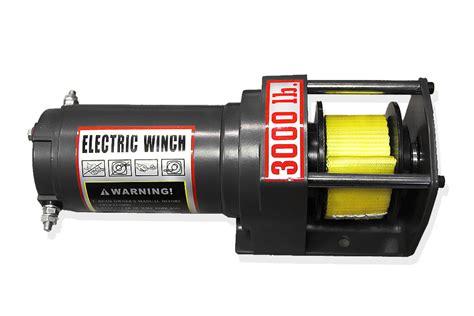 Kindermotorrad 12 Volt by Elektrische Seilwinde Mit Zuggurt F 252 R Dumper Usw 12