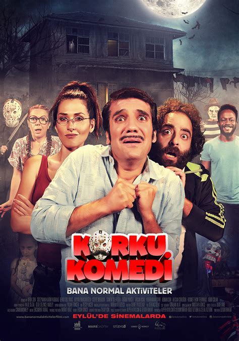 film komedi romantis barat 2017 korku komedi bana normal aktiviteler film 2016