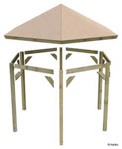 le selber bauen holz holz pavillon dach selber bauen bvrao
