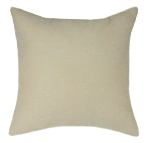 Ivory Suede Throw Pillow Sofa Pillows Accent Pillow Sale