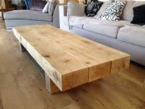 Oak Beam Coffee Table Oak Beam Coffee Table Tarzantables Co Uk
