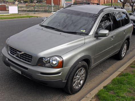 how petrol cars work 2006 volvo xc90 head up display file 2006 2008 volvo xc90 p28 d5 wagon 01 jpg wikimedia commons