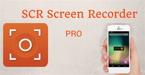 screen record pro apk scr screen recorder pro v1 0 4 cracked apk free