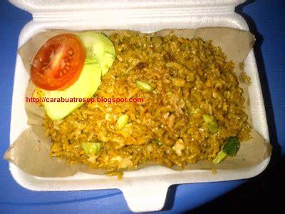 cara membuat nasi kuning versi bahasa inggris 4 resep nasi goreng jawa kampung ala abang resep masakan