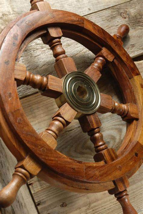 homemade boat steering wheel 17 best images about ship steering wheel on pinterest