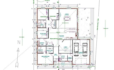 house plans drawing autocad 2d floor plan projects to try pinterest autocad