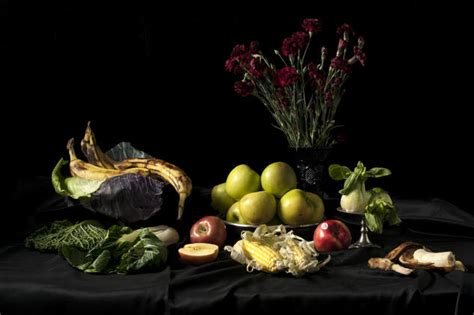 Key Food Garden City Ny These 17th Century Style Still Lifes Find The In