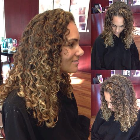 curly hair salon in dc how to do balayage highlights on curly hair short curly hair