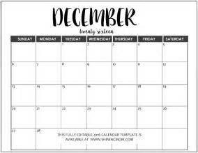 Pretty Calendar Template by Free Pretty Printable 2016 Calendar Calendar Template 2017
