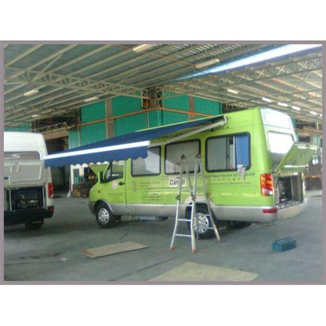 minivan awning retractable awning