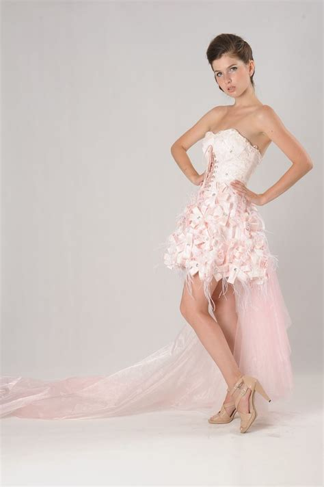 Wedding Dress Pink by Pink Wedding Dress Dressed Up