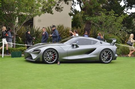 Toyota Ft 1 Price Range Toyota Ft 1 Concept Re Revealed With Sinister New Look New