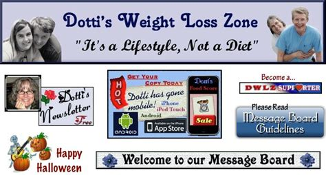 d weight loss zone dottie s weight loss zone diet helps has ww points for