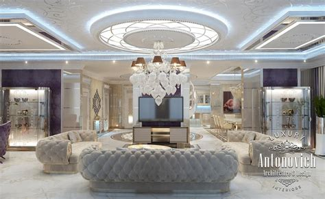 interior home solutions luxury interior design dubai from antonovich