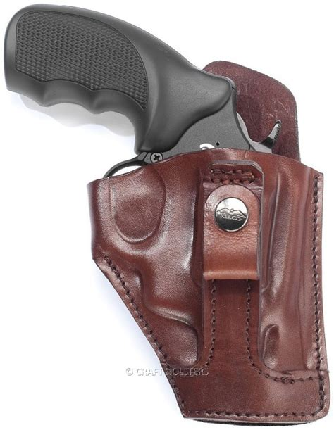 holsters for concealed carry tuckable leather concealed carry holster craft holsters 174