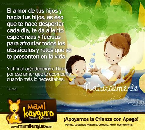El Amor Es Eso Que Te Desperta Cada Da Con Aliento Esperanzas Y | quot el amor de tus hijos y hacia tus hijos es eso que te