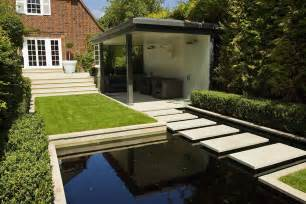 stunning suburban garden constructed in hampstead by lynne marcus also with hunza exterior