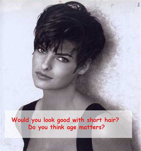 what is a good look for shorter stocky women look good with short hair