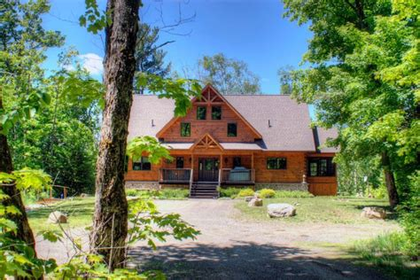 Algonquin Park Cottages For Sale by The Ultimate Package On Oxtongue Lake The Aben Team